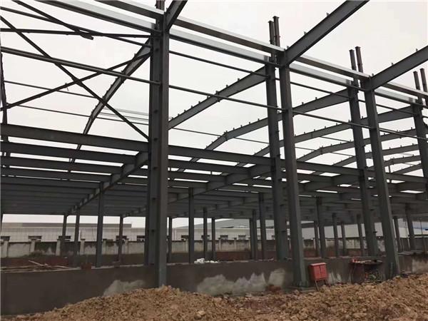 湖北钢结构安装